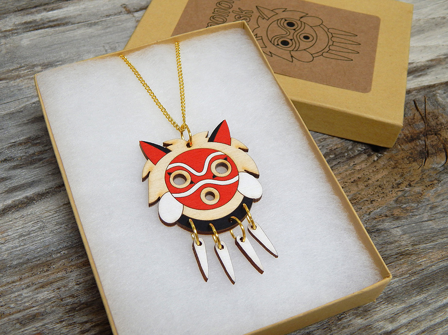 Mononoke Necklace